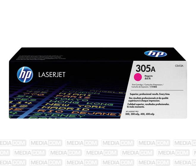 Lasertoner CE413A magenta