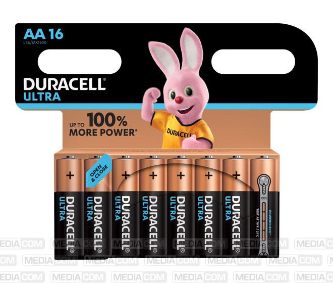 Batterie Alkaline, Mignon, AA, LR06, 1.5V