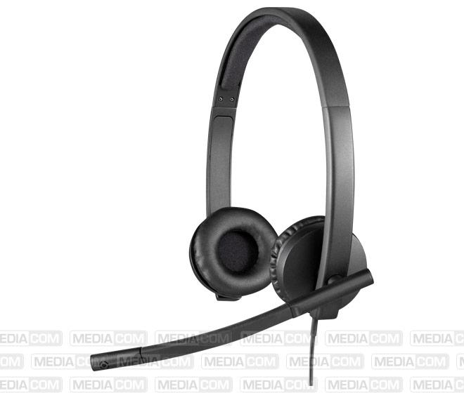 Headset H570e, USB, Stereo