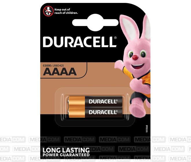 Batterie Alkaline, AAAA, 1.5V