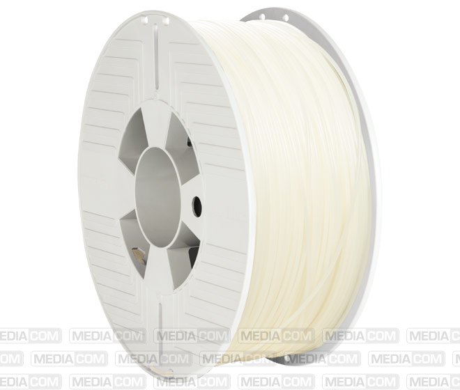 3D Printer Filament, PLA, 1.75mm, 1kg, silber