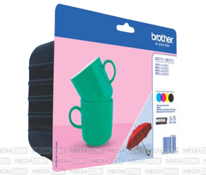 Tinten Multipack LC-227XL Value Pack (4er Set)