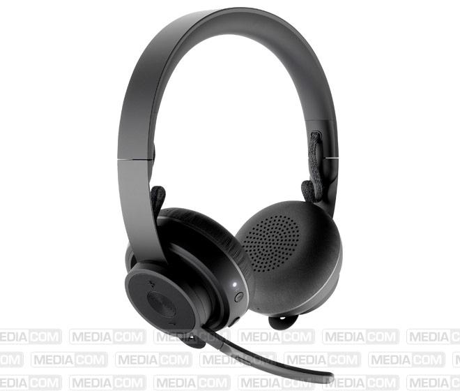 Headset Zone Wireless UC, Bluetooth, Stereo
