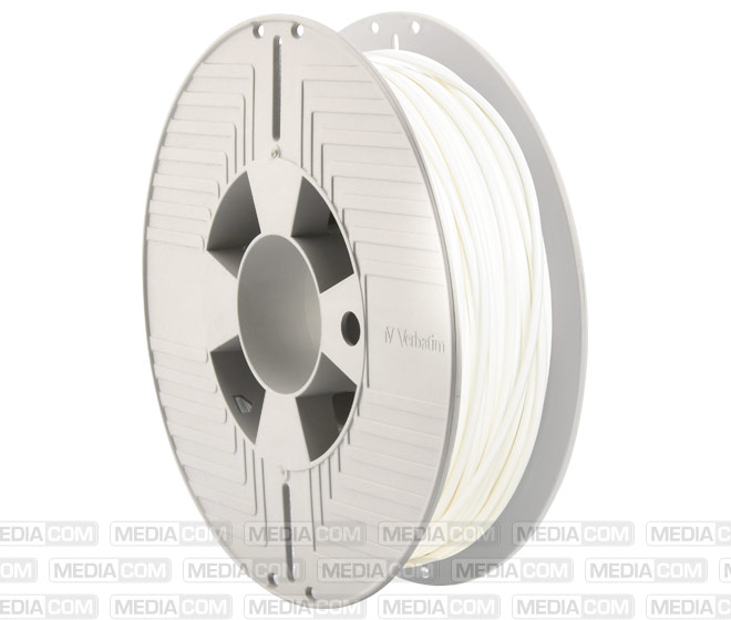 3D Printer Filament, Teflabloc, 2.85mm, 500g, weiss