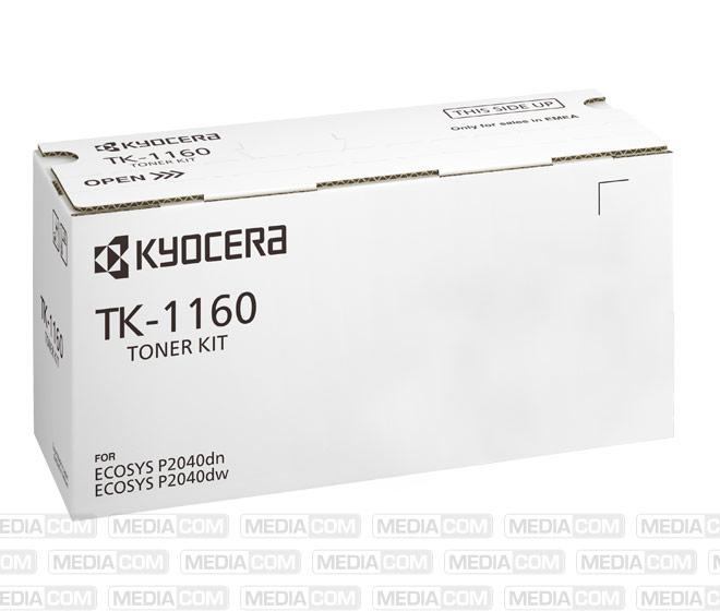 Lasertoner TK-1160 schwarz