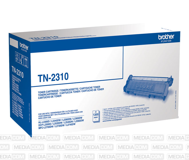 Lasertoner TN-2310 schwarz