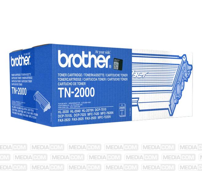 Lasertoner TN-2000 schwarz