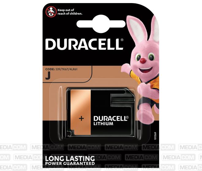 Batterie Alkaline, 4LR61, J, 6V