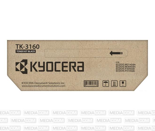 Lasertoner TK-3160 schwarz