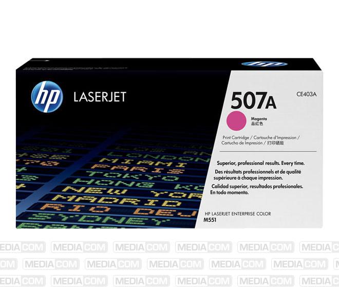 Lasertoner CE403A magenta