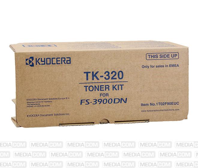 Lasertoner TK-320 schwarz